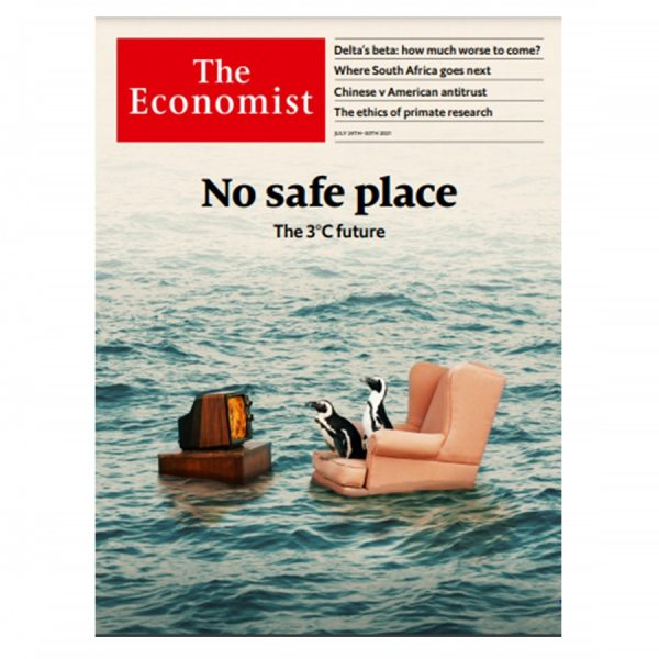 The Economist Magazine 30th July 2021
