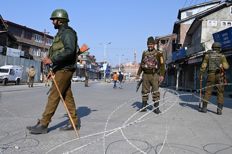 Resolution of Kashmir Will Guarantee Peace in South Asia By Dr Ghulam Nabi Fai