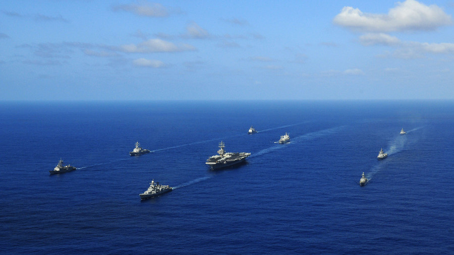 Great Power Competition in the Indo-Pacific By Waseem Shabbir