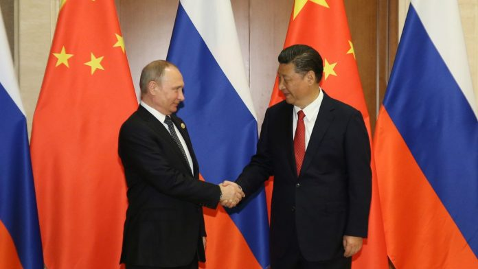Impact of China and Russia on Asia's Economy By Dr Saira Asad