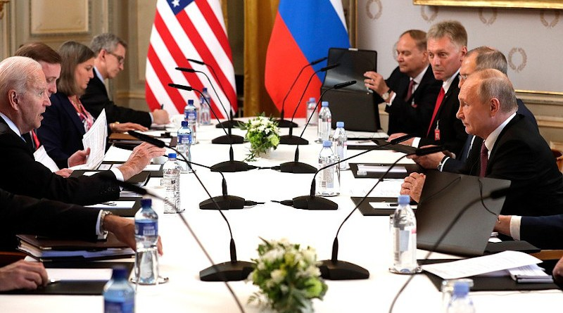 Nuclear Arms Control After The Biden-Putin Summit – Analysis By Amy F. Woolf