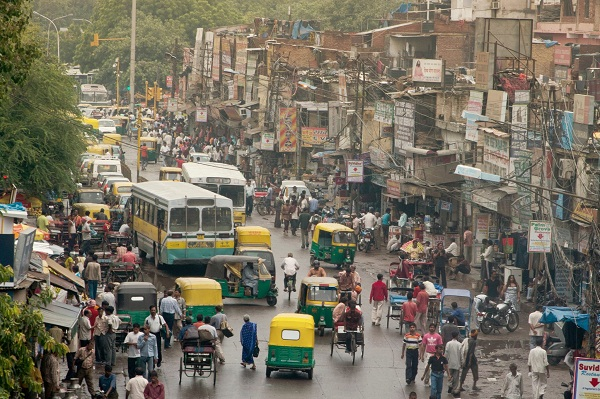 The North-South Divide in India By Masud Ahmad Khan
