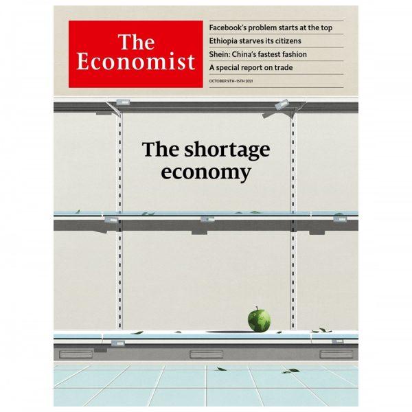 The Economist Magazine 15th October 2021