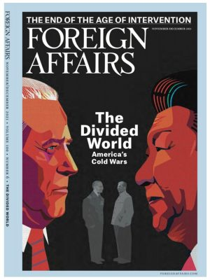 Foreign Affairs November December 2021 Issue