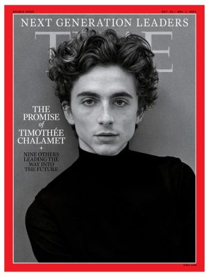 Time Magazine 25th October 2021 Double Issue